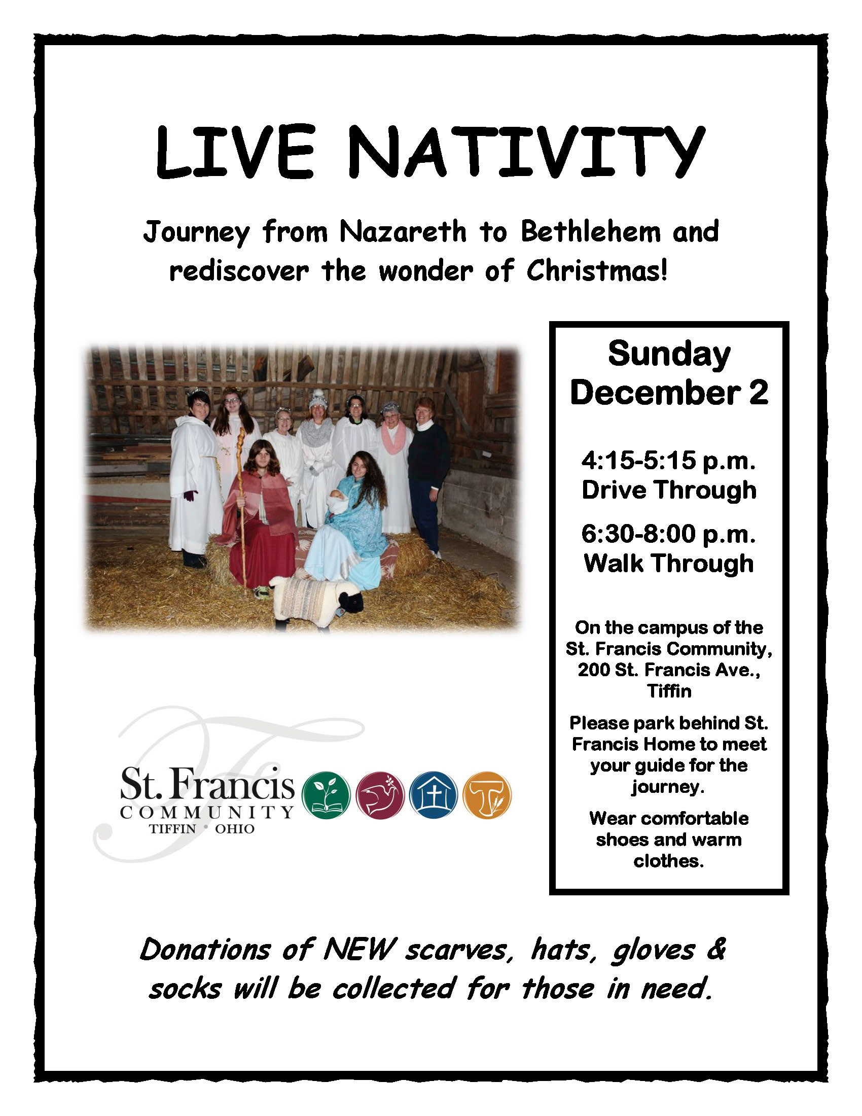 Live Nativity 2018